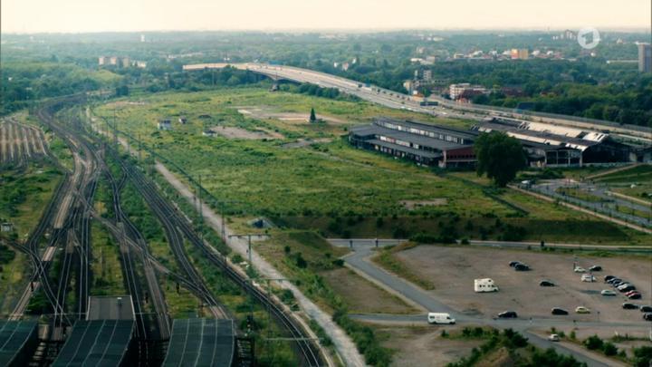 Das Leben Danach Gueterbahnhof duisburg
