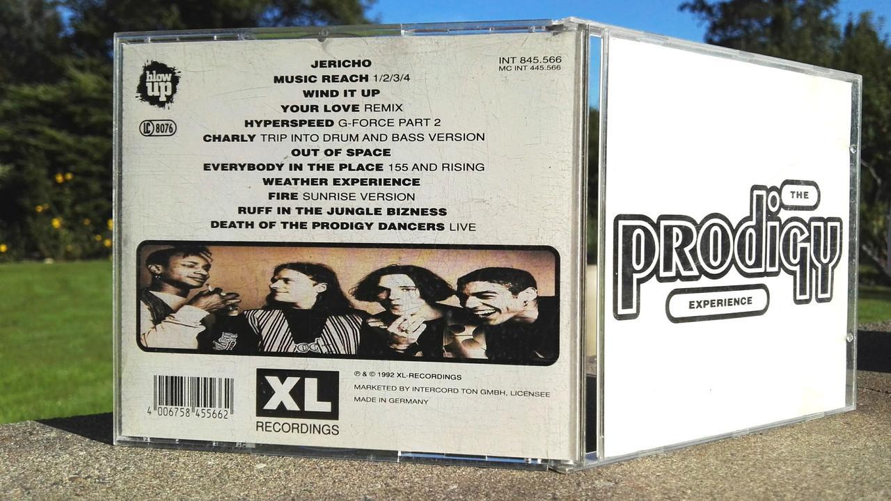 prodigy experience album