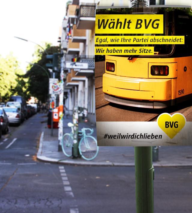 BVG Wahl
