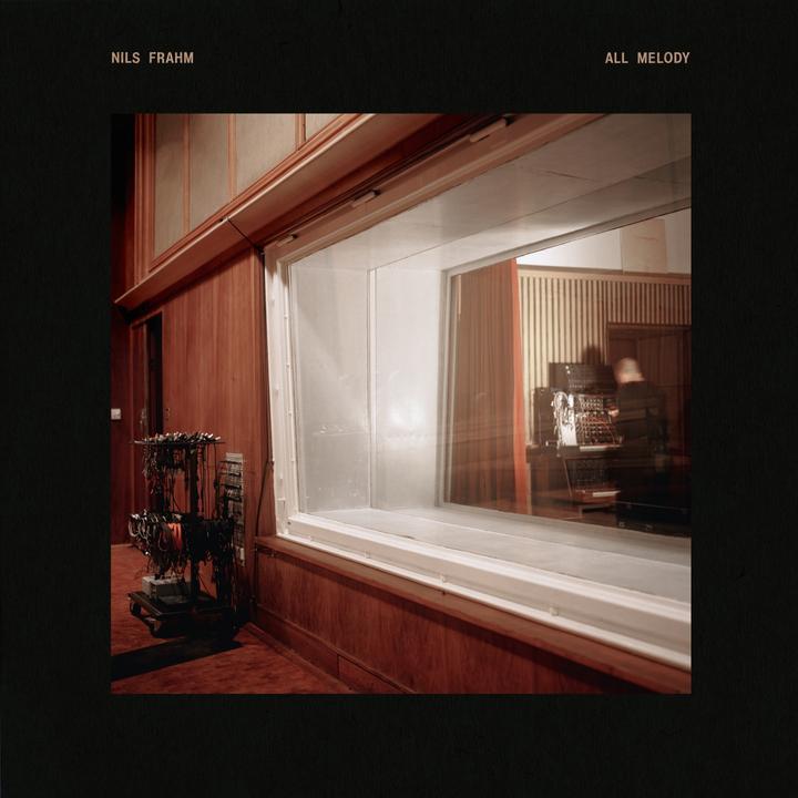 Nils Frahm All Melody Artwork
