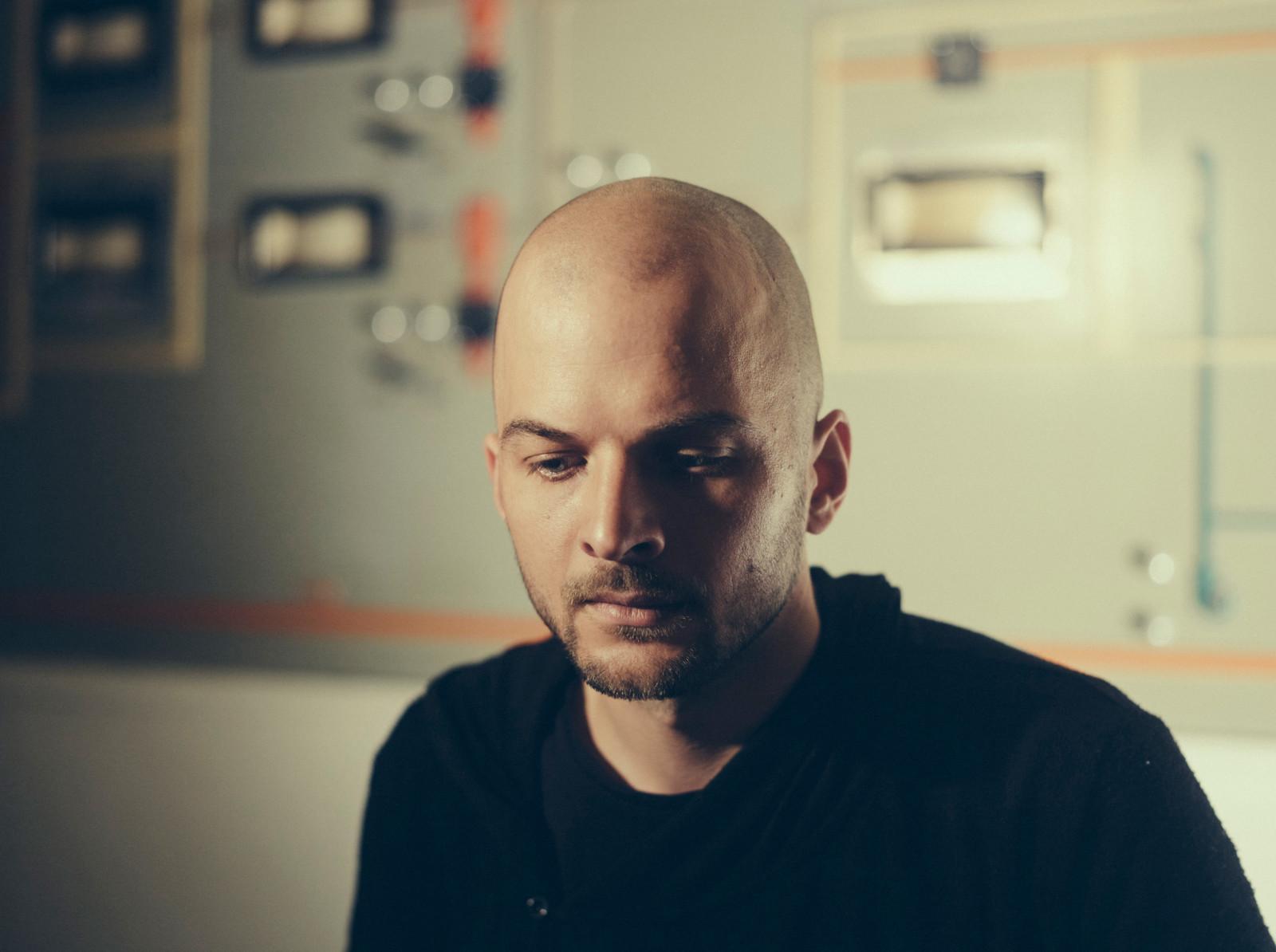 Nils Frahm Porträt