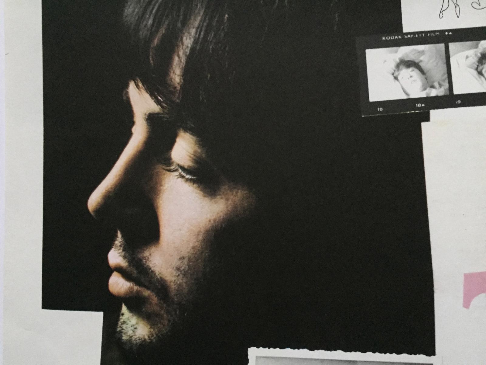 White Album Closeup 03