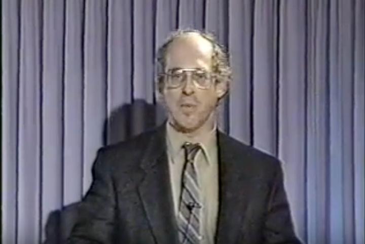 Stephen Krashen Porträt