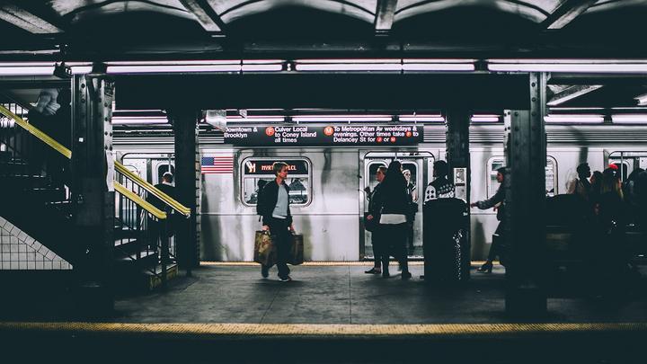 New York Subway Leseliste 20180107