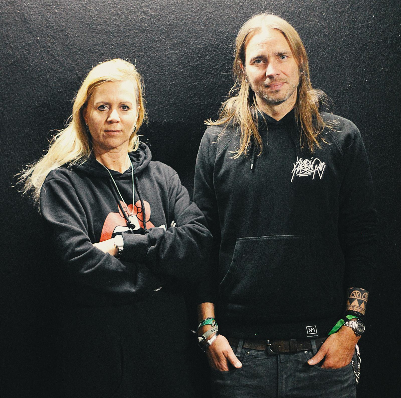 Lars & Pamela Gretchen