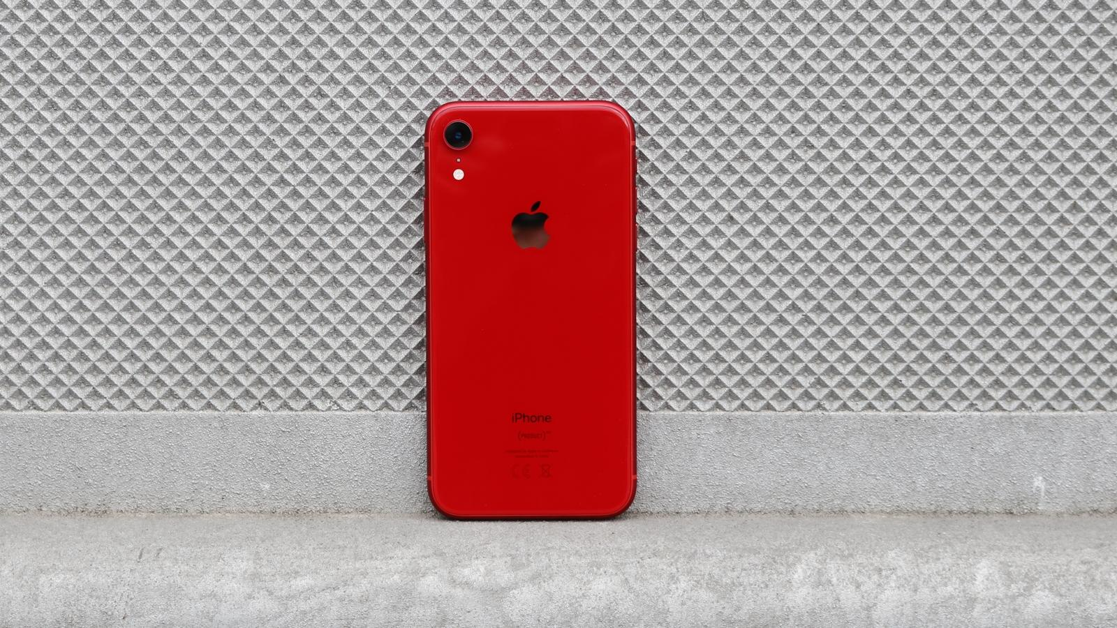 Review iPhone XR 07
