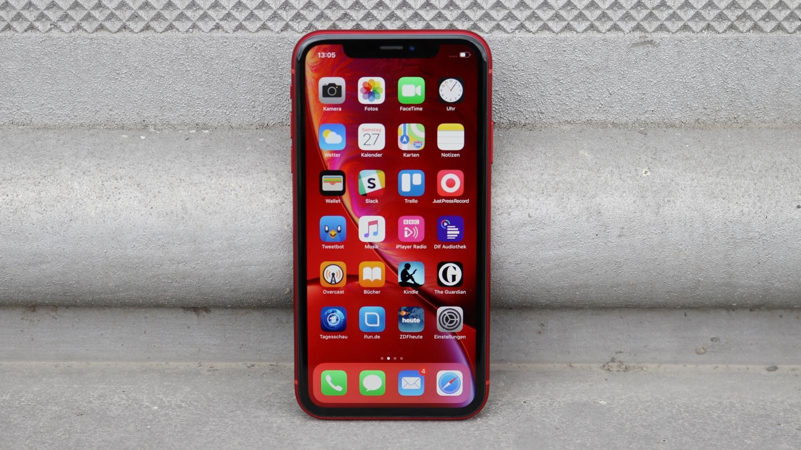 Review iPhone XR 08