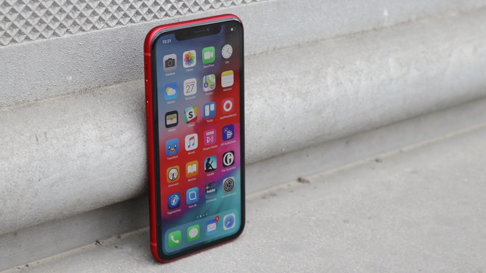 Review iPhone XR - lede