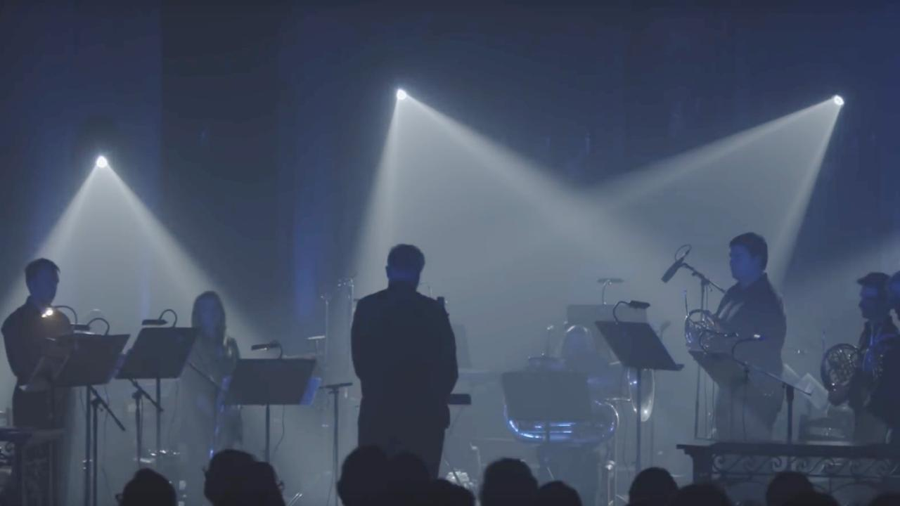 Johann Johannsson Video Brüssel