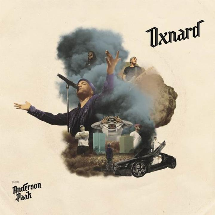 Anderson .Paak – Oxnard Cover