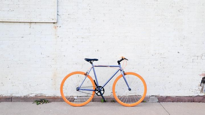 Fixie White Wall