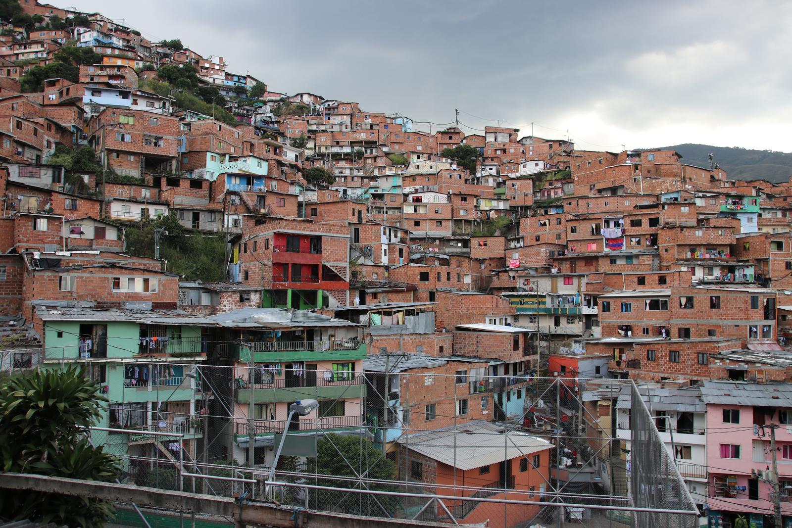 War on Drugs Favela