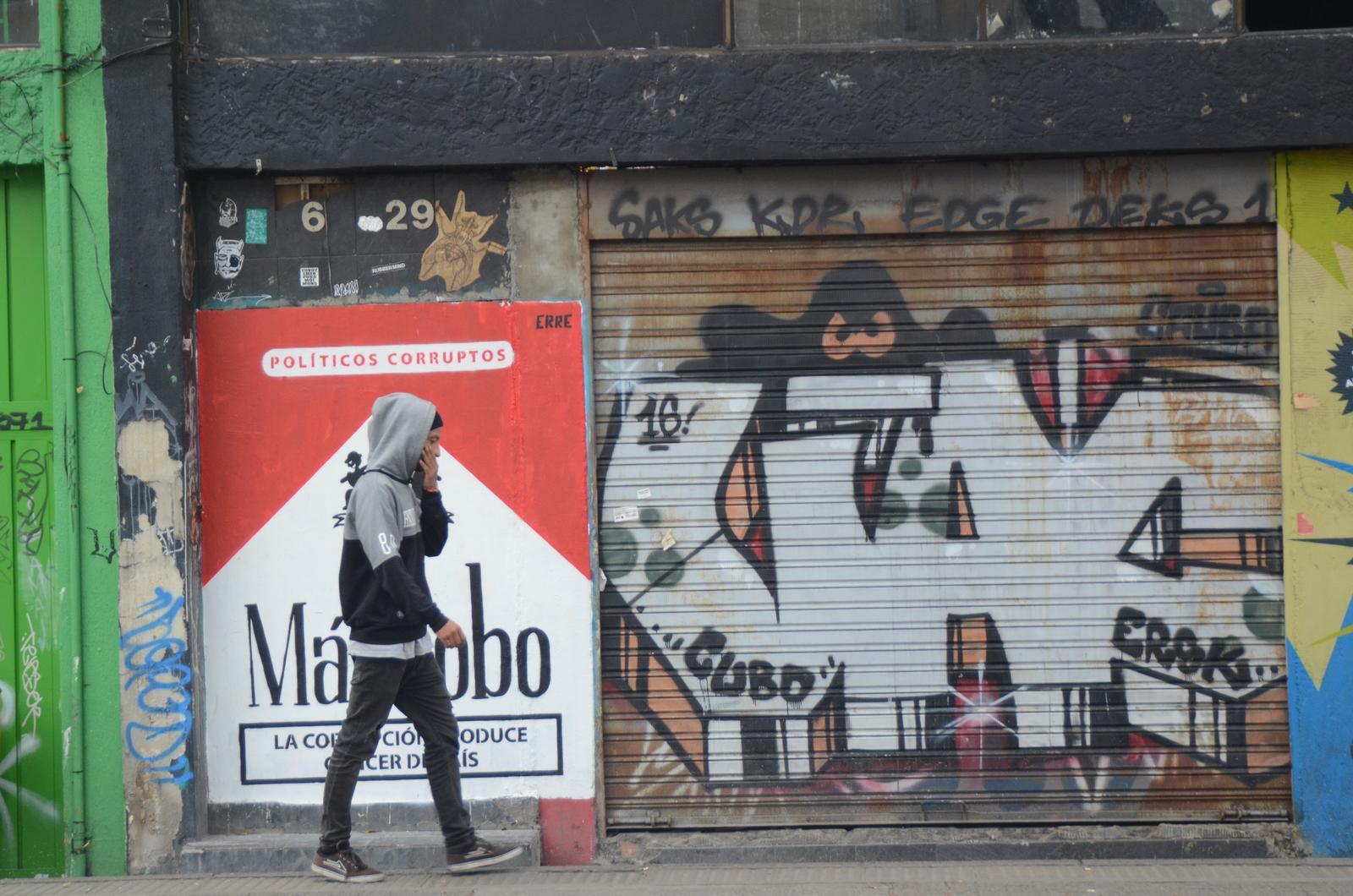 War on Drugs Graffiti