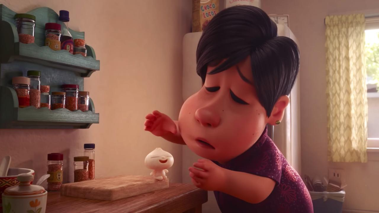 Bao Pixar Start