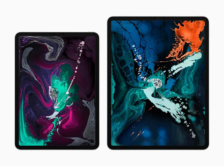iPad Pro 2018 - Promo