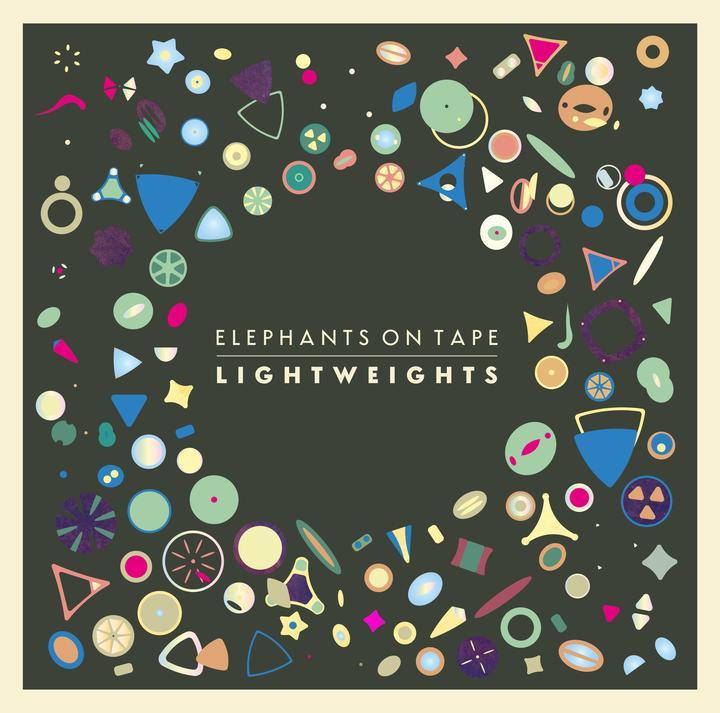 elephants on tape lightweights albumcover wwalkman
