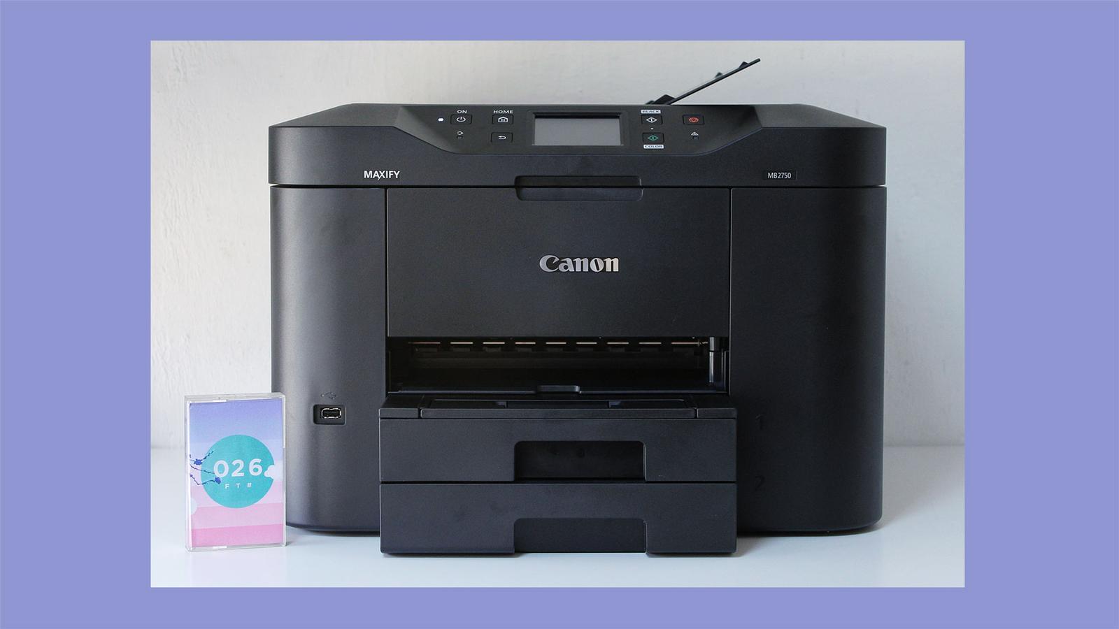 Canon Advertorial Start