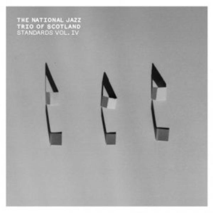 National Jazz Trio of Scotland Standards Vol. 4 Cover