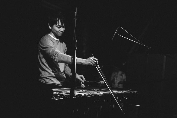 2018 — Masayoshi Fujita live at Erased Tapes is ten. Festival at Funkhaus Berlin - photo by Patricia Haas 03