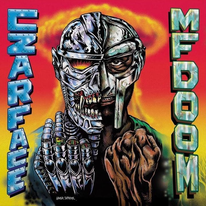 Czarface MF Doom Cover