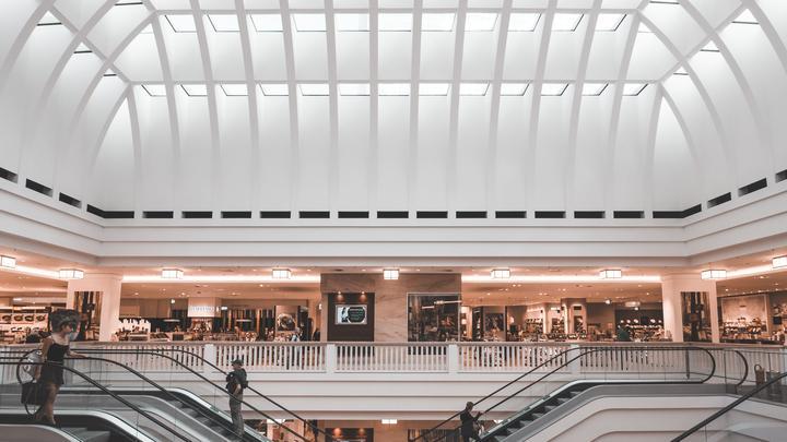Alexanderplatz Rolltreppe LL 20180408