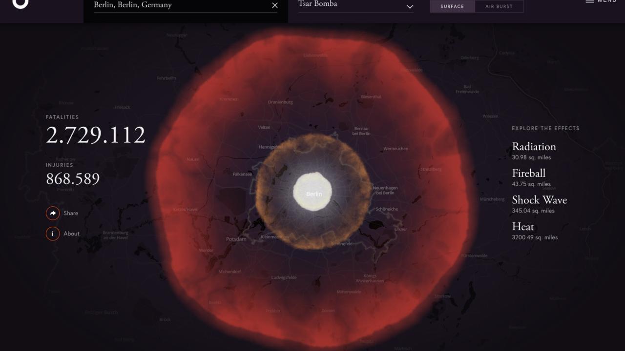 Gute Karten Outrider Atombombe