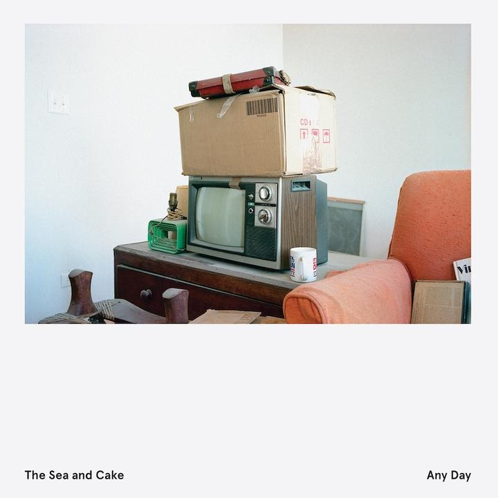 The Sea and Cake Any Day Cover