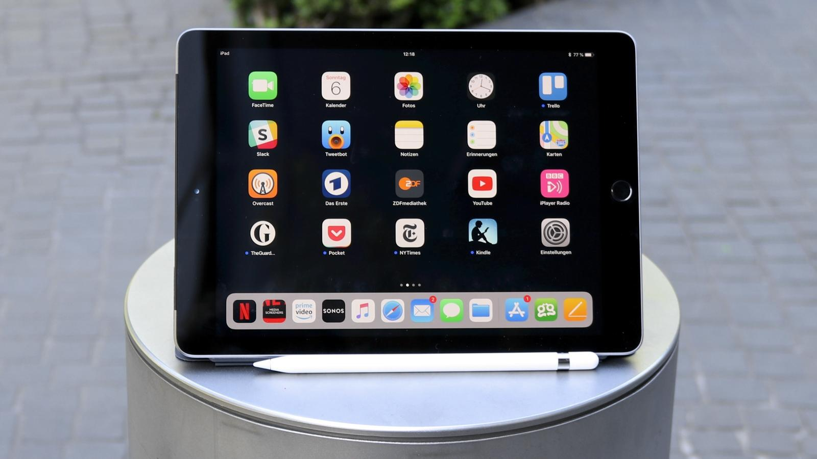 Review Apple iPad 2018 02