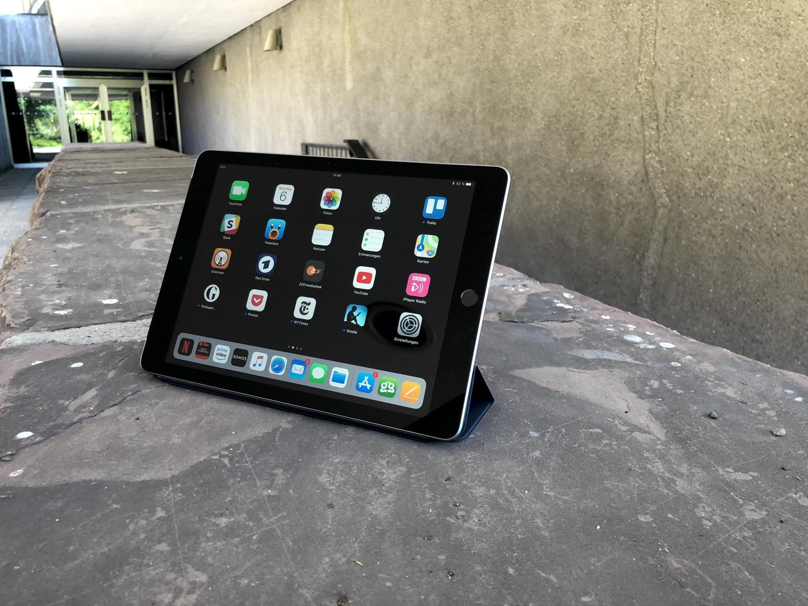 Review Apple iPad 2018 06