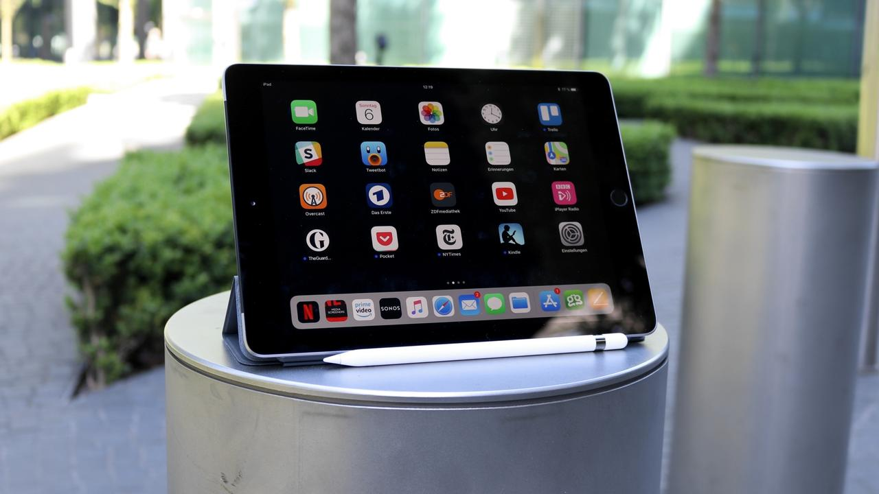 Review Apple iPad 2018 lede