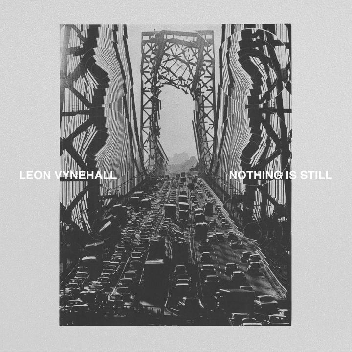 Leon Vynehall Nothing Is Still Cover