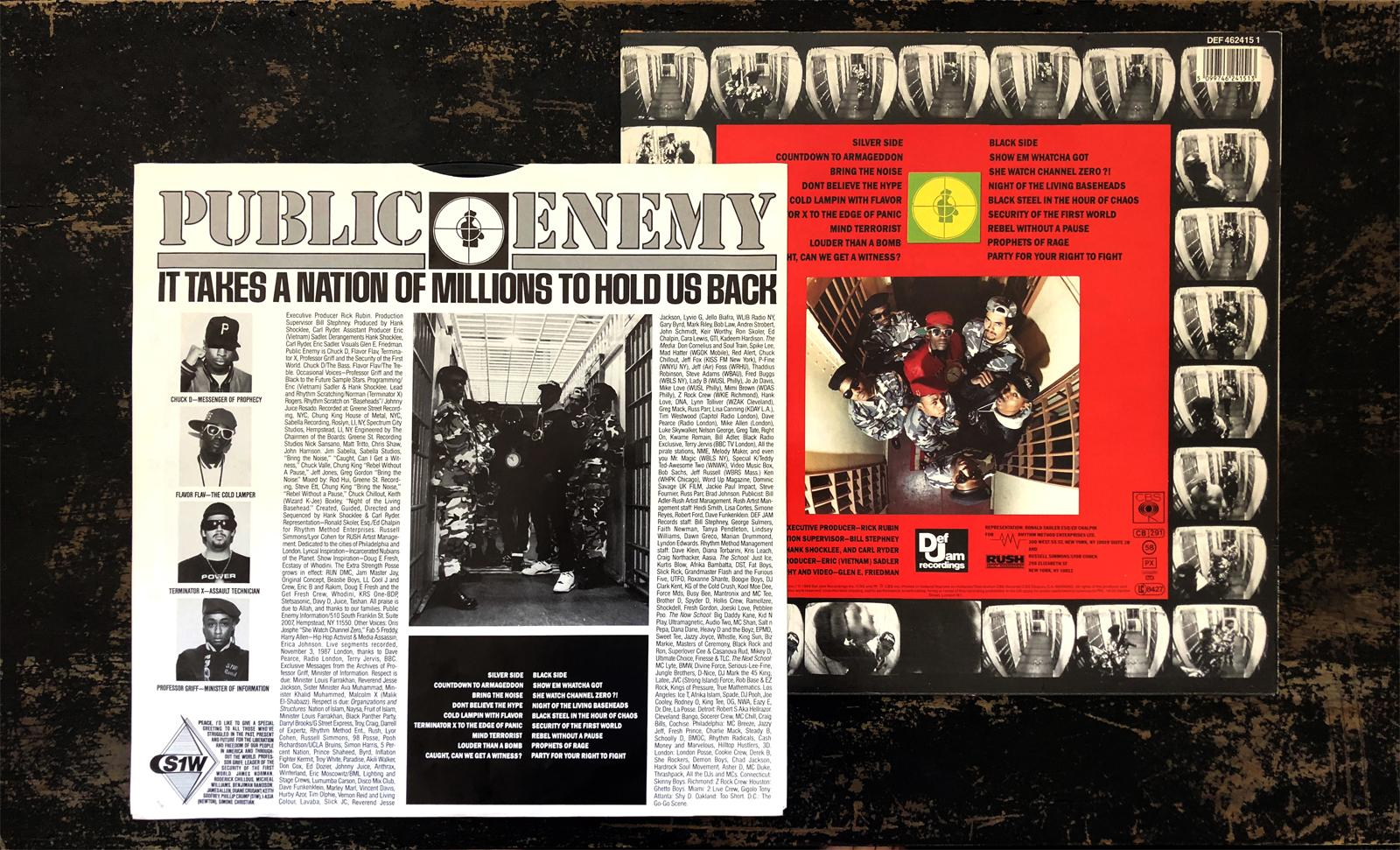 Public Enemy - Roundtable - 07