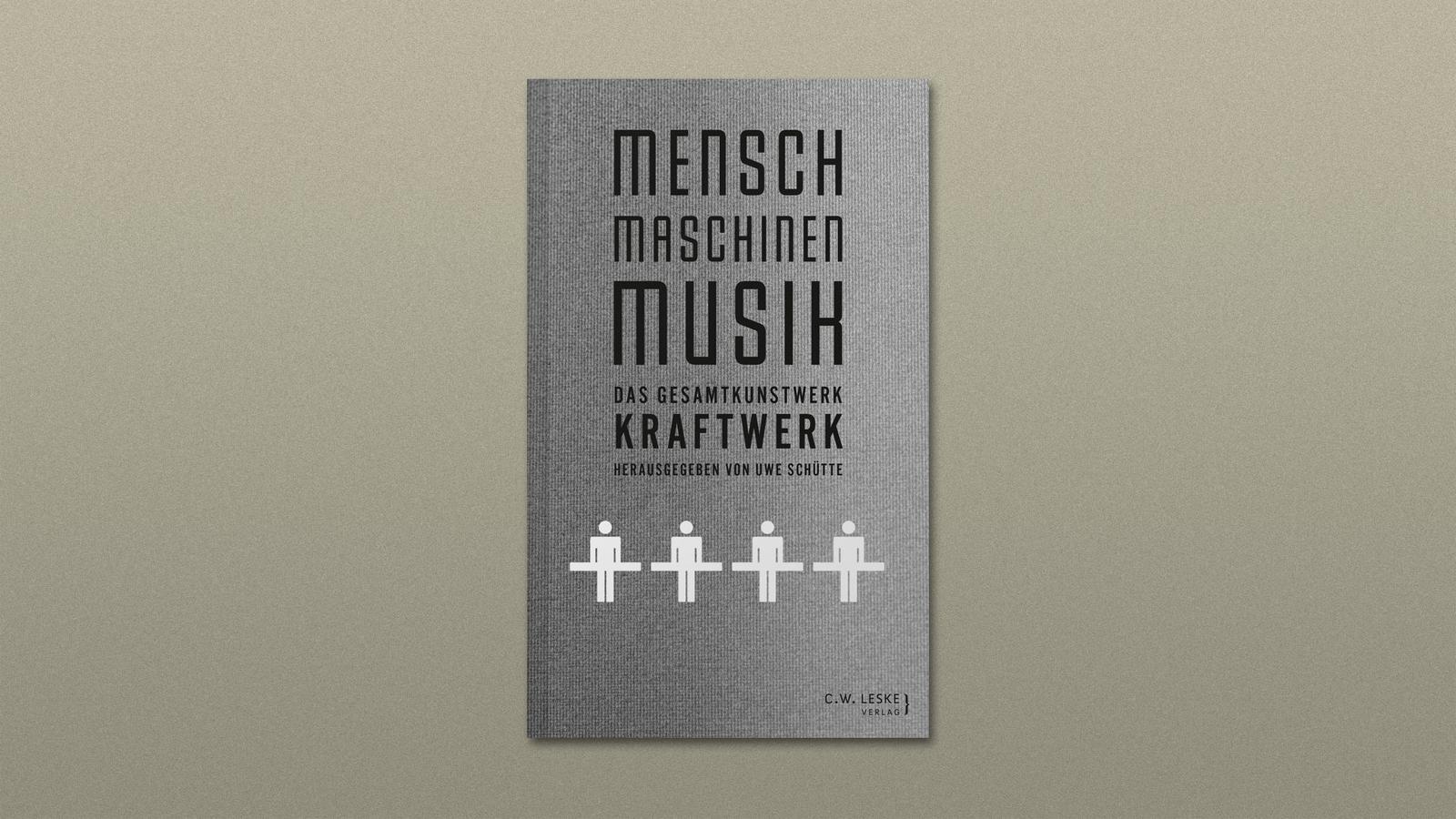 buch mockup mensch maschine musik kraftwerk