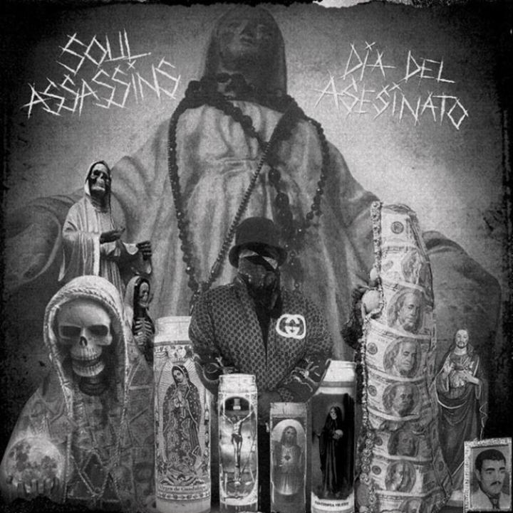 DJ Muggs – Soul Assassins: Dia del Asesinato Cover