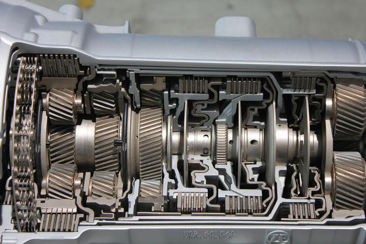 ZF Getriebe