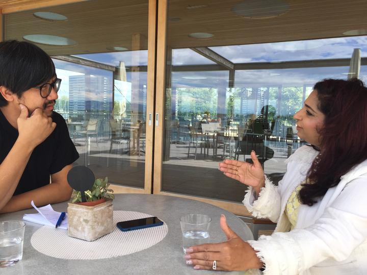 ZF  Mamatha Chamarthi Interview
