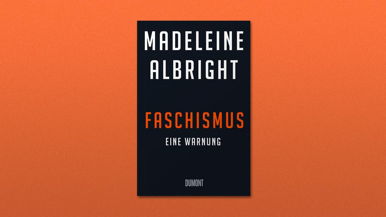 madeleine  albright faschismus buch cover