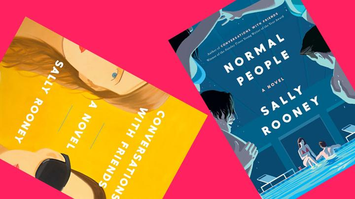 sally rooney leseliste cover