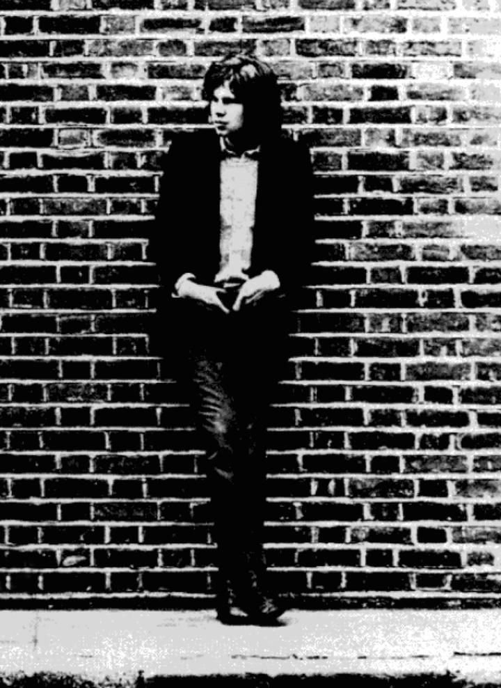 Nick Drake Porträt