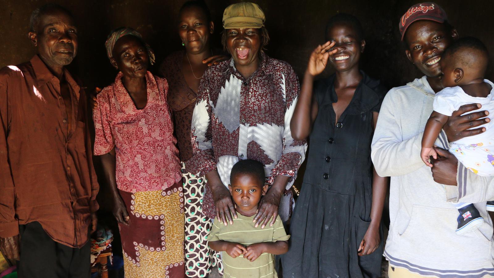 Kacirek Nairobi Olith Familie