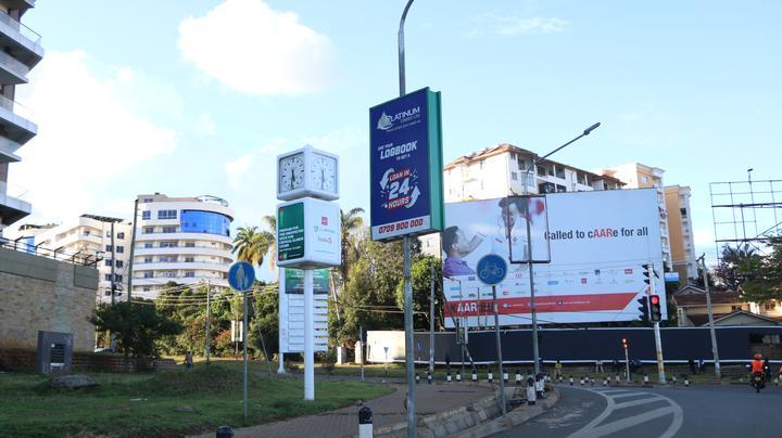 Nairobi Straße