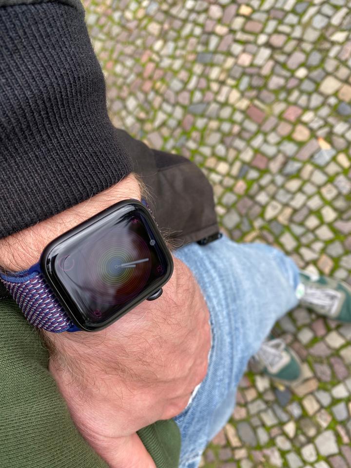 Apple Watch Series 5 Low Power Mode