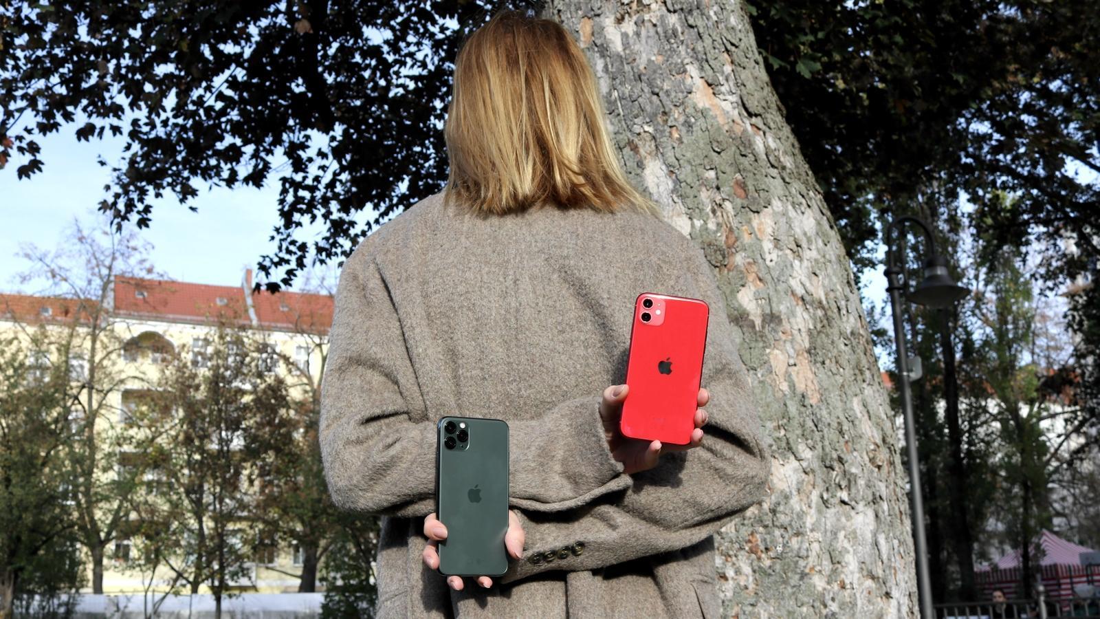 iPhone 11 und iPhone 11 Pro Max