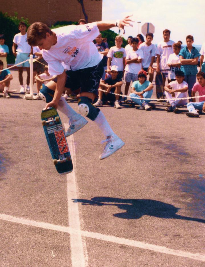 Rodney Mullen 1988 Don Walheim