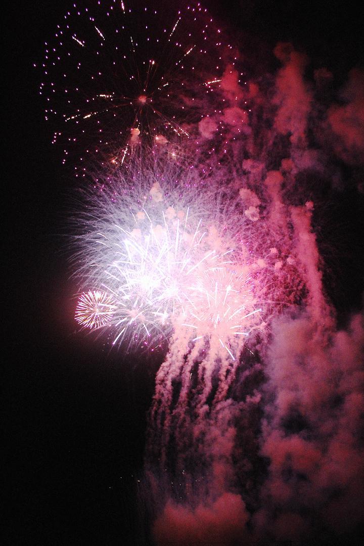 Omagari Feuerwerk 3