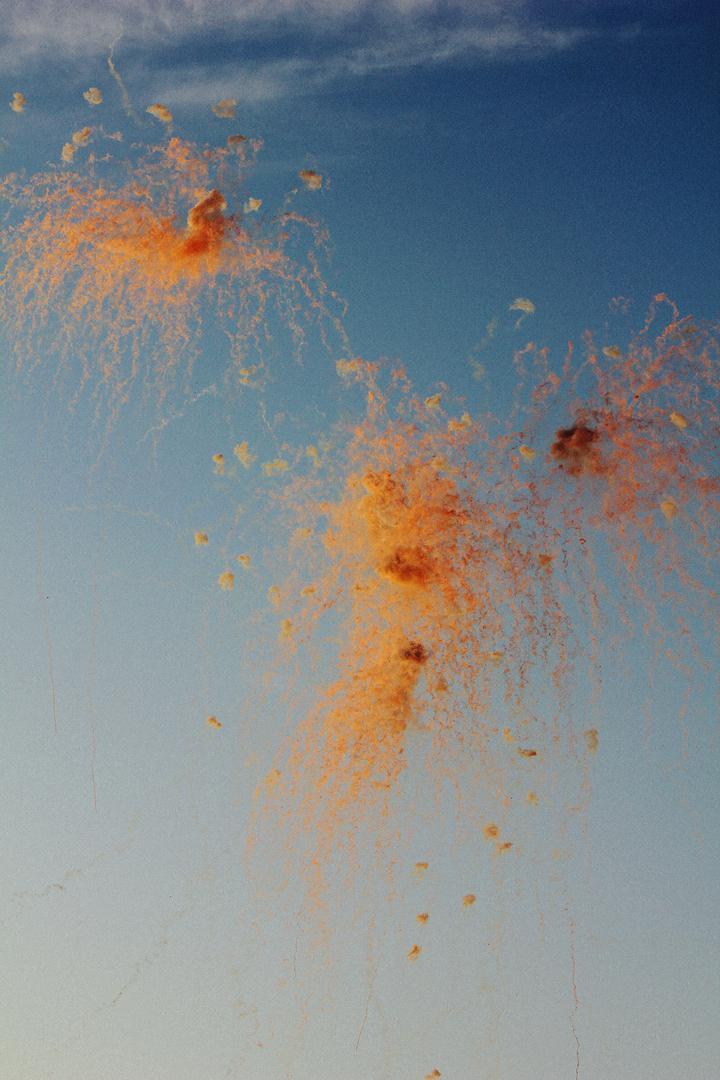 Omagari Feuerwerk Tag 3