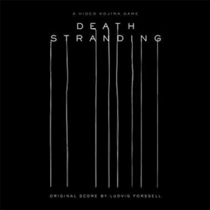 Death Stranding Original Score Cover