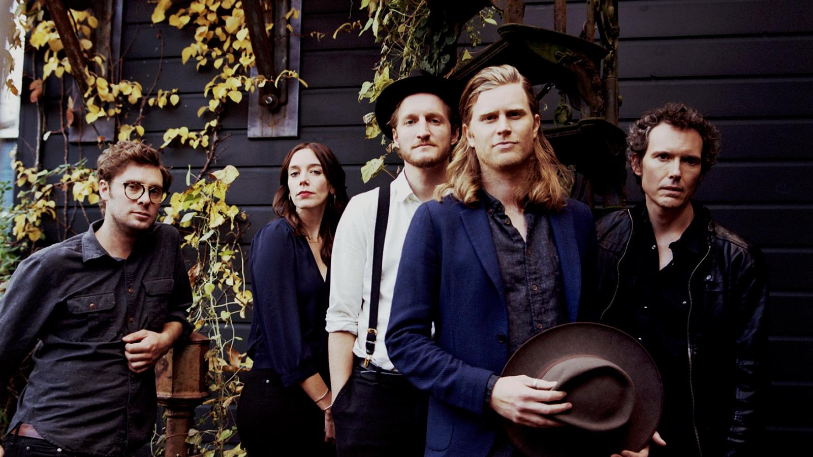 The Lumineers Lead