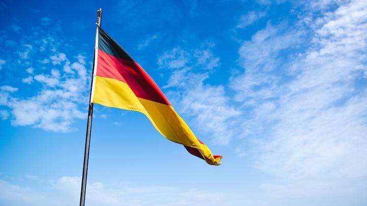 Deutschlandfahne LL24112019
