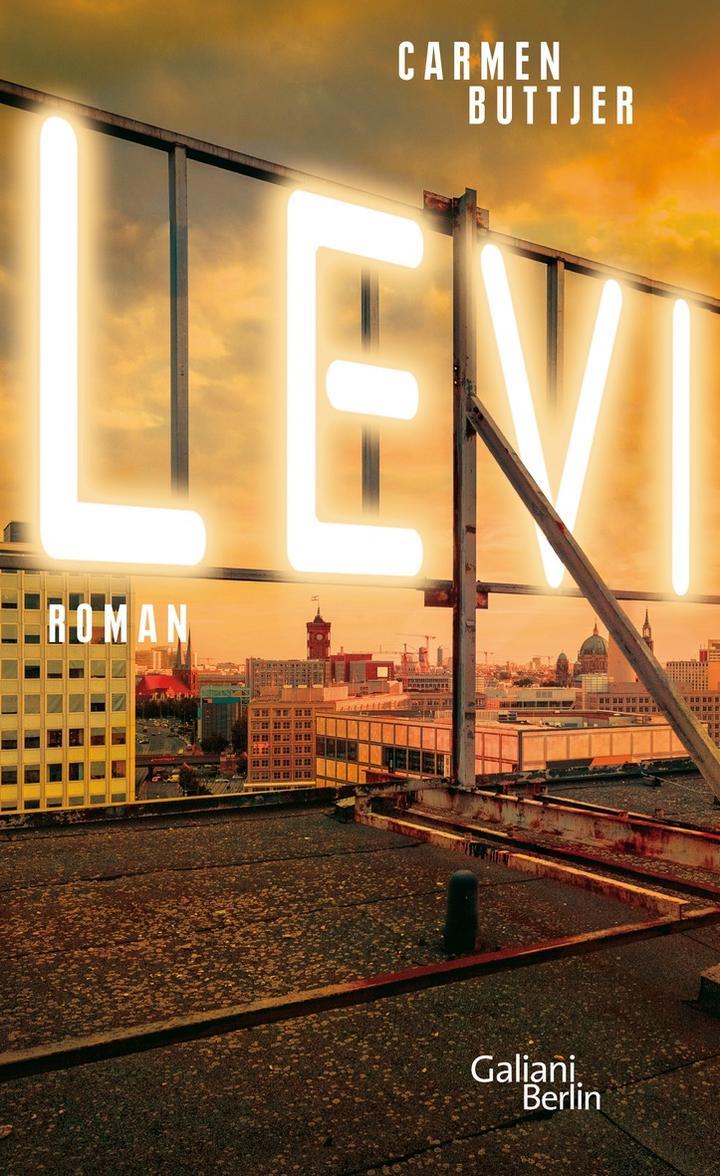 Pageturner Dezember 2019 Carmen Buttjer Levi Cover